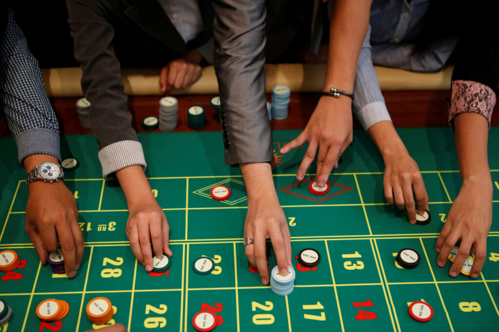 Choosing an Online Casino Site